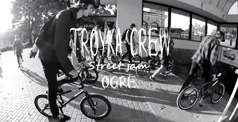 Troyka Crew Street Jam