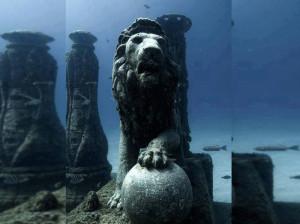 Kleopatras pils, Ēģipte