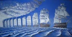 māksla un jūra
