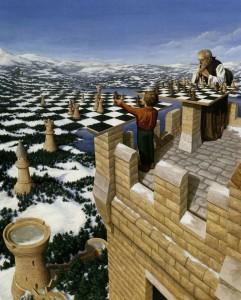 māksla un šahs