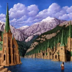 māksla un kalni