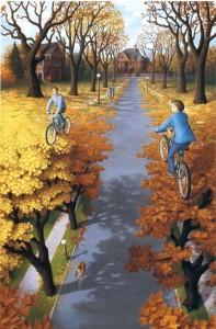 Māksla un rudens