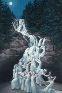 māksla un ūdenskritums
