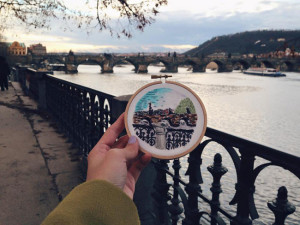 Čārlija tilts, Prāga, Čehija