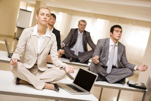 joga atbrīvo no stresa