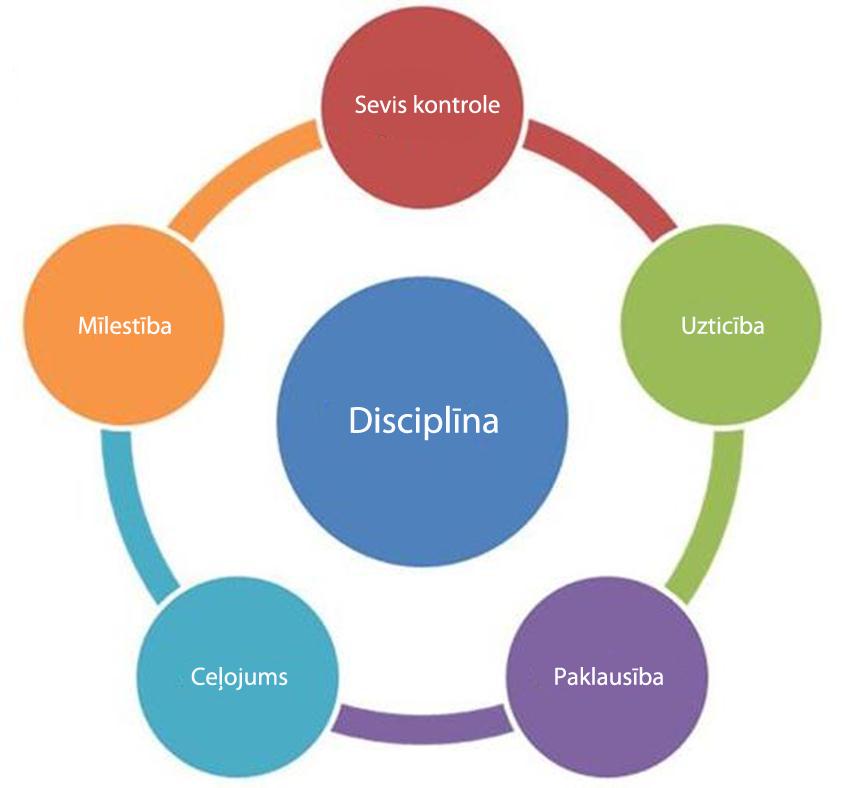 kas ir disciplīna