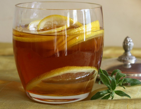 medus citrona ūdens
