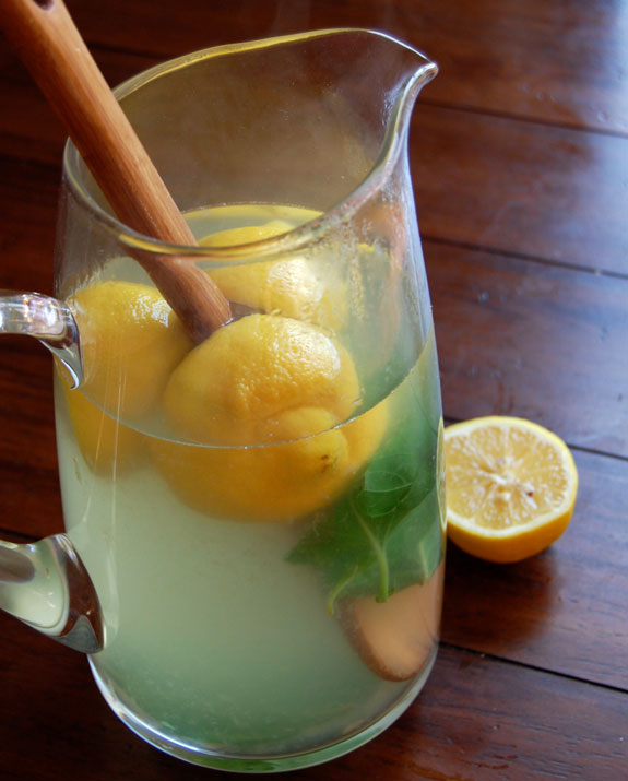 citrona ūdens