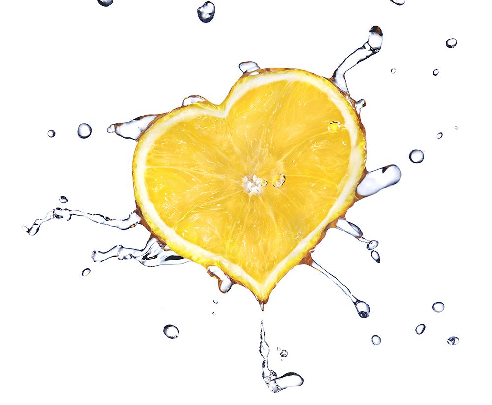 veselīgais citronūdens