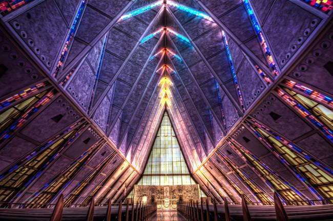 Gaisa spēka akademījas kapela, Kolorado