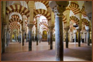 """""""La Mezquita"""", Kordoba, Spānija"""