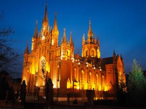 Nevainojamās koncepcijas katedrāle, Maskava, Krievija