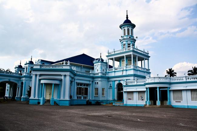 Sultāna Ibrahima mašīda, Johora, Malaizija