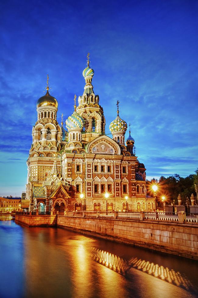 """""""Pestītāja baznīca uz asinīm"""", Sanktpēterburga, Krievija"""