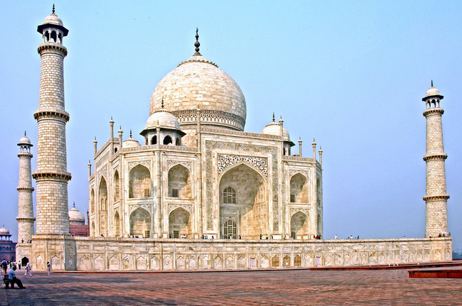 """Taj Majal"", Agra, Indija"