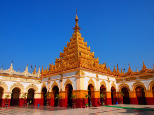 """Mahamuni Budas Templis"", Mandalaja, Mjanmara"