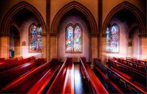 Visu svēto episkopālā baznīca, Teksasa