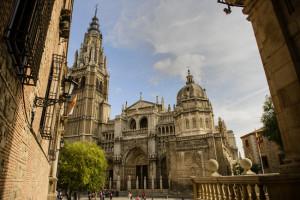 Saint Mary Toledo katedrāle, Spānija