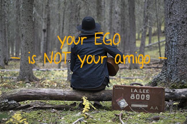 kas ir tavs ego
