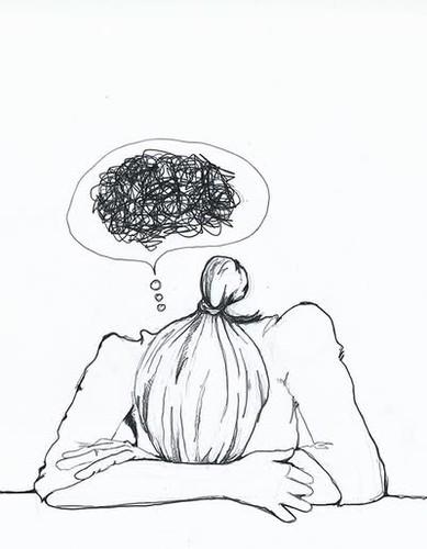 Ēšanas paradumi kas padara tevi nemierīgu un depresīvu