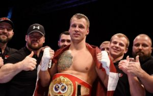 mairis briedis bokseris