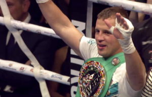 mairis briedis wbc